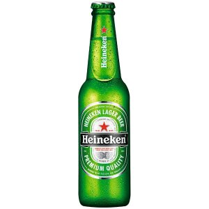 Cerveja HEINEKEN Long Neck 330ml-CX 24