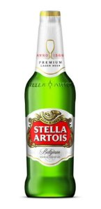 Cerveja Stella Artois 550ml -Cx 12