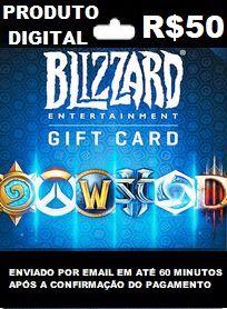 R$50 de Cash Blizzard