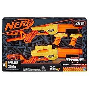 Nerf Alpha Strike Lynx Sd-1 & Stinger Sd-1 - Hasbro