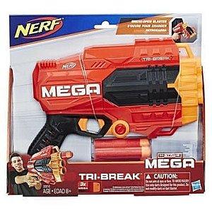 Nerf N-Strike Mega Tri-Break - Hasbro