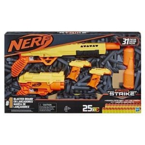 Kit Duplo de Treino Nerf Alpha Strike Mission Ops com 31 peças - Hasbro