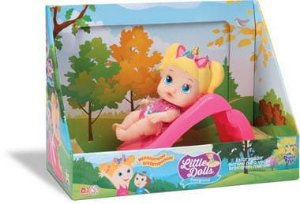 Little Dolls - Play Ground - Escorregador - menina