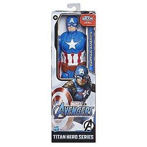 Capitão América Avengers Blast Gear - Hasbro