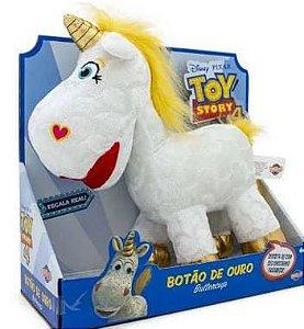 Pelúcia Botão de Ouro Toy Story 4 - Toyng