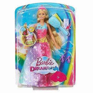 Barbie Cabelos Mágicos Dream - Mattel