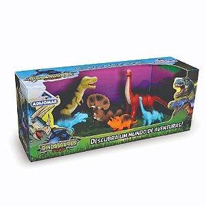 Dinossauros Evolução - Adijomar