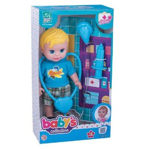 Babys Collection Dodói Menino - Super Toys