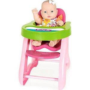 Coleção Baby Jr. Cadeirão de Papinha - Cotiplás