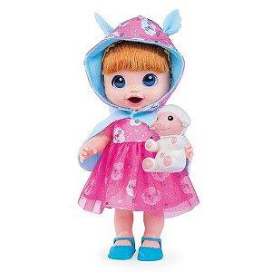 Babys Collection Contos de Fadas Ruiva - Super Toys