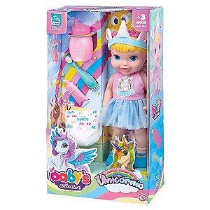 Babys Collection Unicórnio - Super Toys