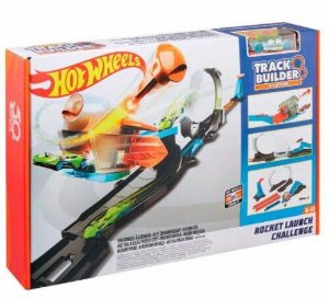 Hot Wheels Track Builder Conjunto - Mattel