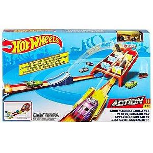 Hot Wheels Competição de Batidas - Mattel