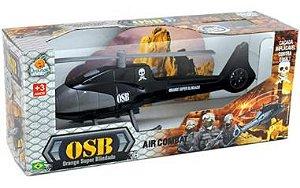 Helicóptero Super Blindado - Orange