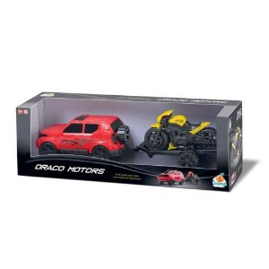 Draco Motors Jeep - Orange