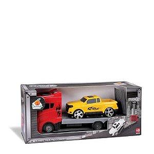Caminhão Fury Truck - Orange