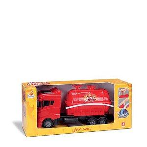Caminhão Fire Tank - Orange