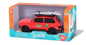 Brasília Swell Car - Orange