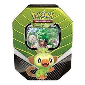 Deck Pokémon Parceiro de Galar Lata - Copag