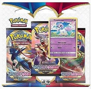 Blister Pokémon – Espada e Escudo 1 – Copag
