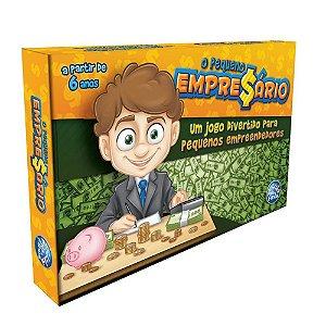 Jogo O Pequeno Empresário - Pais e Filhos