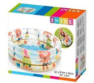 Piscina Infantil Dinossauro 28L - Intex