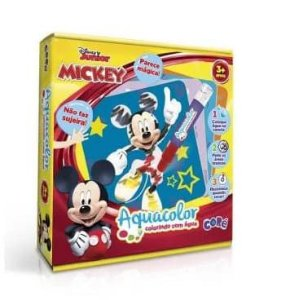 Mickey Aquacolor Colorindo com Água - Toyster
