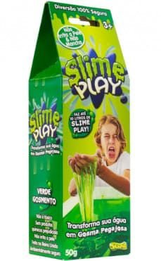 Slime Play Green - Sunny