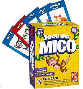 Jogo Mico + Memoria 55 Cartas - Coluna