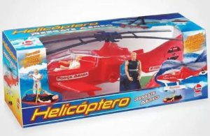 Helicoptero Resgate Aereo - Lider