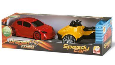 Dragon Road Speedy Car com Fricção - Silmar