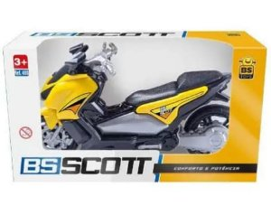 Moto Scott - Bs Toys