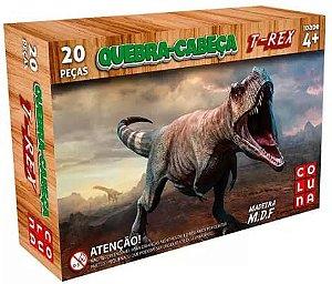 Quebra Cabeça T-Rex 20 Peças - Coluna