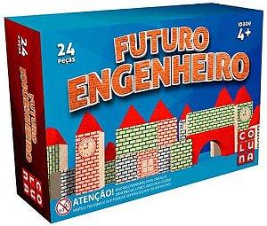 Futuro Engenheiro 24 Peças - Pais e Filhos