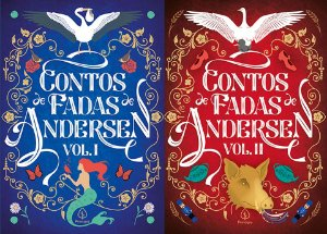Contos de Andersen - volumes 1 e 2