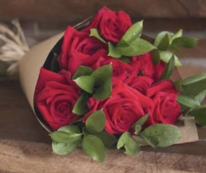 Buquê Rosas Colombianas M