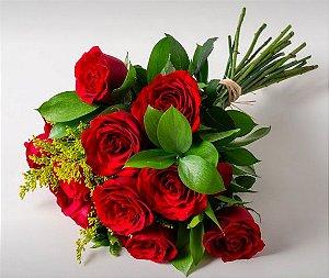 Buquê de Rosas vermelhas G