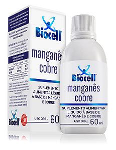 MANGANES COBRE BIOCELL