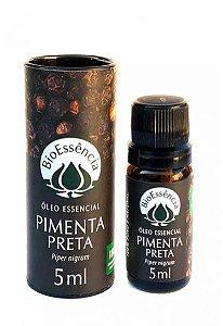 ÓLEO ESSENCIAL DE PIMENTA PRETA BIOESSÊNCIA - 05 ml