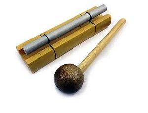 Sino Pin Meditação P Som Clássico 10 X 3 Cm