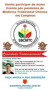 SIMÓSIO INTERNACIONAL ONLINE DE MEDICINA TRADICIONAL CHINESA -   II EDIÇÃO ON LINE 2021- R$69,90