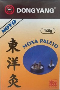 MOXA ARTEMÍSIA PALITO PEQUENO CAIXA COM 140g DONG YANG