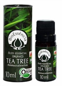 TEA TREE ÓLEO ESSENCIAL 10ml