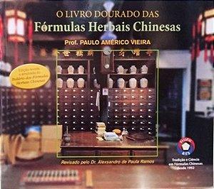 LIVRO DOURADO DAS FÓRMULAS HERBAIS CHINESAS (ANTIGO BULÁRIO)