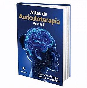 Atlas de Auriculoterapia de A a Z - 4º edição