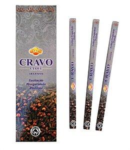 INCENSO DE CRAVO - SAC