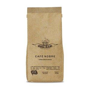 Café Dona Irani Nobre torrado e moído 500g - Gourmet