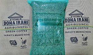 Café Dona Irani Fermentado com Hortelã Green Coffee - 15kgs - Especial
