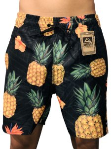 shorts reef alto verao 19 pineapple