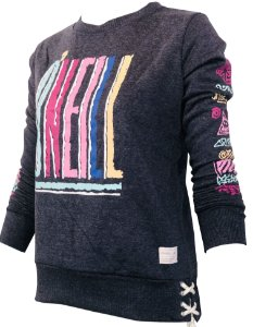 Moletom EASY AOP HOODIE grafite ON9534 8591A